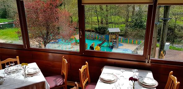 Restaurante Ibai-gane
